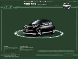 Nissan Micra с 2002 г.в. Устройство, обслуживание, ремонт и эксплуатация