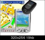 """Карты GPS для КПК от """"Визиком"""" и """"Натек"""""""