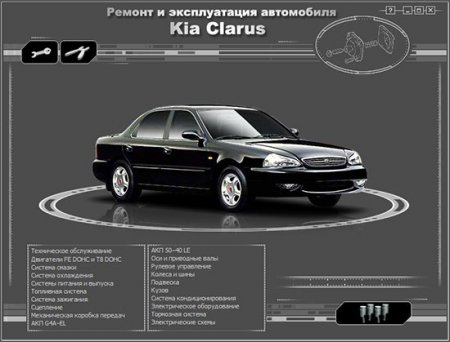 Kia Clarus (с 1995 г.)