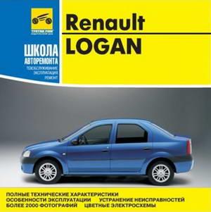 Renault Logan - мультимедийное руководство по ремонту автомобиля