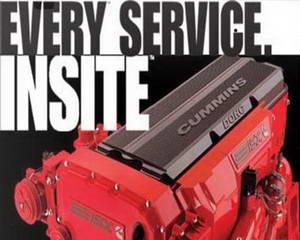 Cummins INSITE версия 7.4 2010. Программа дилерской диагностики.