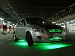 Неоновая подсветка для автомобиля: делаем сами.