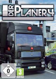 Скачать Der Planer 4 (2010). Симулятор грузоперевозок.