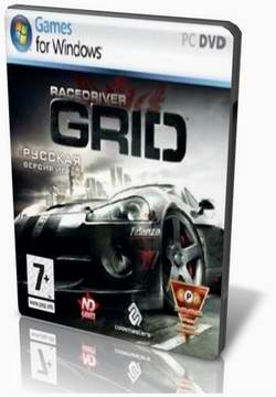 Скачать игру Race Driver: GRID v.1.3 (Repack 2009) PC