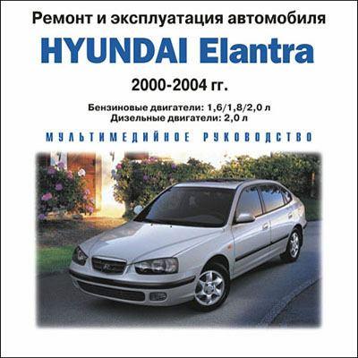 Руководство по эксплуатации Hyundai Elantra (2000-2004)