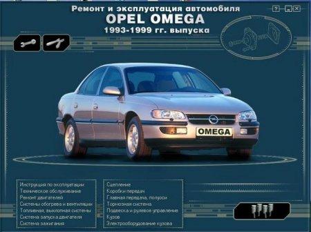Opel Omega с 1993-1999