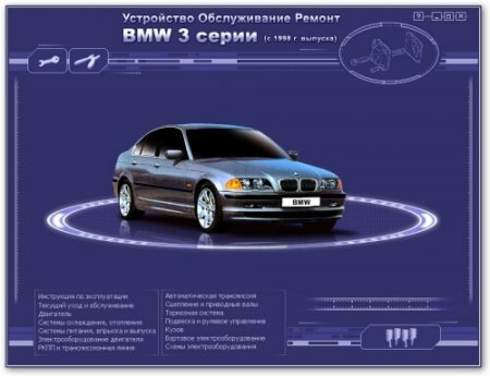 BMW 3 серии с 1998