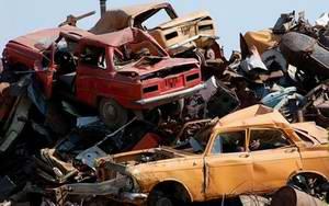 Программа утилизации старых автомобилей стала платной