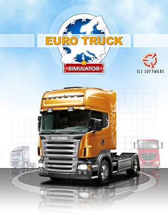 Euro Truck Simulator 2009 Симулятор водителя грузовика