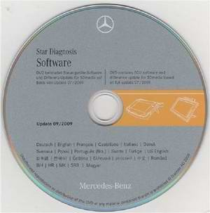 Скачать Mercedes DAS (Star Diagnosis) 09/2009 Программа диагностики