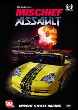 Нелегальные Уличные Гонки / Teckademics: Mischief Assault. Видео.