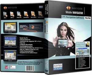Navigon Mobile Navigator 1.4.0 Европа и Россия. Навигация для iPhone. (2009)