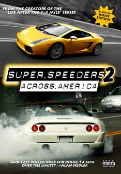 ����� ������� ���������� 2: ����� ��� ������� / Super Speeders 2: Across America. �������������� �����.
