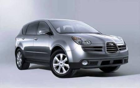Руководство по экcплуатации и ремонту Subaru Tribeca В9