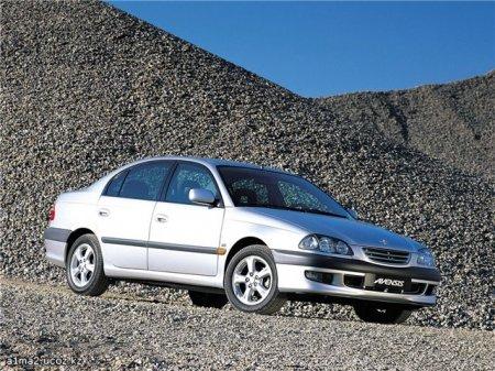 Toyota Avensis Руководство по ремонту с 1997 года