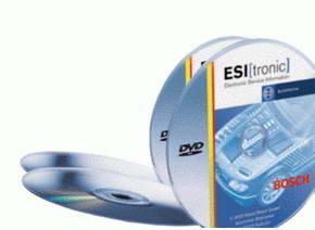 Каталог запасных частей Bosch ESI tronic версия 1.2010