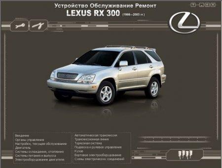 Lexus RX 300 1998-2003