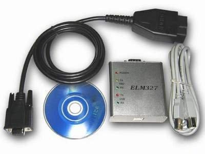 ELM327 - Набор программ для диагностики автомобилей : PCMScan 2.3.0, ScanMasterELM 1.7, ScanMasterPro 1.1.0.0, ScanTool