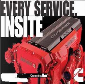 Cummins INSITE v.7.3 с обновлениями за декабрь 2009 г. Программа дилерской диагностики.