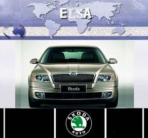 ELSA 3.7 Skoda версия 05.2009 Электронные руководства по ремонту