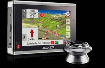 Навигация для навигатора Becker Z 302 (Igo 8, NAVTEQ 2009 Q2 Europe)