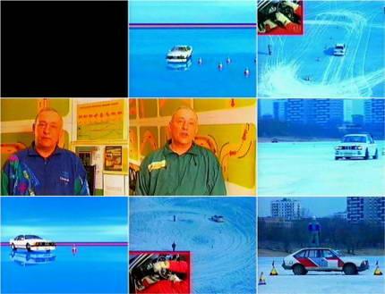 Видеокурс. Управление заднеприводным автомобилем в критических ситуациях