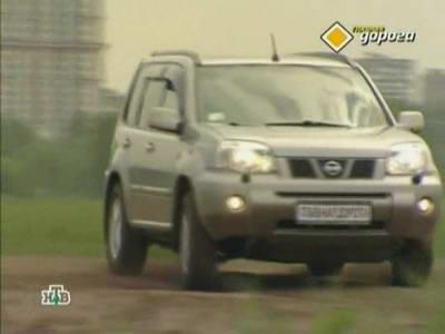 Nissan X-trail (2004 год выпуска). Видео обзор и тест автомобиля.