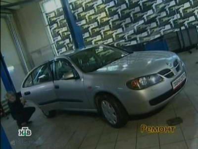 Nissan Almera (2003 - 2004 год выпуска). Видео обзор и тест-драйв автомобиля.