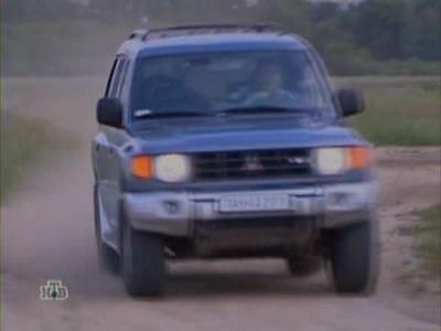 Mitsubishi Montero. Видео обзор и тест-драйв автомобиля.