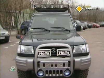 Hyundai Galloper (1997 год выпуска). Видео обзор и тест-драйв автомобиля.
