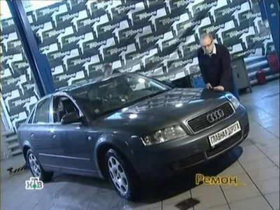 Audi A4. Видео обзор и тест-драйв автомобиля.