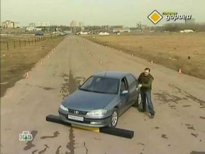 Peugeot 406 (2003 год выпуска). Видео обзор и тест-драйв автомобиля.