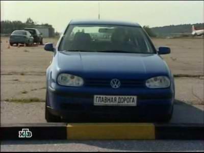 Volkswagen VW Golf 4 (2000 год выпуска). Видео обзор и тест-драйв автомобиля.