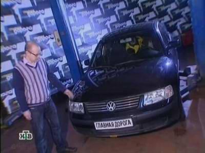 Volkswagen VW Passat B5 (1998 год выпуска). Видео обзор и тест-драйв автомобиля.