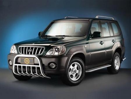 Руководство по эксплуатации и ремонту Хюндай Терракан (Hyundai Terracan)