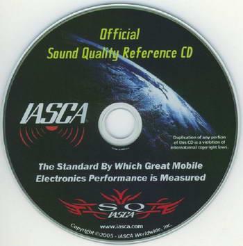 Скачать IASCA Setup & Test CD + Fast Sound Quality (FSQ) для настройки звукового тракта аудиосистемы автомобиля