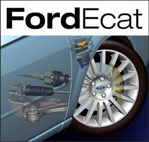 Ford Ecat версия 01.2010. Каталог запасных частей для автомобилей Ford (Европа)