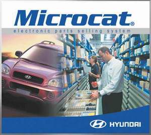 Microcat Hyundai 01.2010 - 02.2010 Каталог запасных частей для автомобилей Hyundai