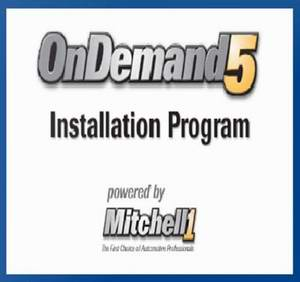 Mitchell OnDemand 1ST QTR Estimator Only 2010 Программа по ремонту автомобилей