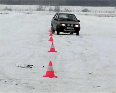 Основы безопасного вождения автомобиля. Учебные фильмы.