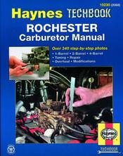 Руководство по ремонту и обслуживанию карбюраторов Rochester