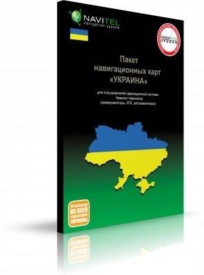 "GPS Атлас Украины v.20100206_326 от Navitel: навигационная карта ""Украина"" 2010"