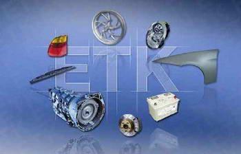 BMW ETK 03.2010 (март 2010). Каталог запасных частей для автомобилей BMW.