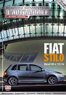 Fiat Stilo (дизельный двигатель 1.9 JTD). Руководство по ремонту.