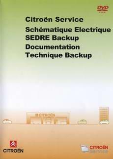 Citroen Service 12.2009 + SEDRE 07.2009. Сборник документации по ремонту и обслуживанию + каталог запчастей Citroen.
