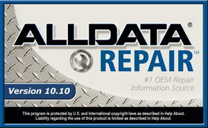 Информационная база по ремонту всех автомобилей ALLDATA версия 10 3 квартал 2009 год