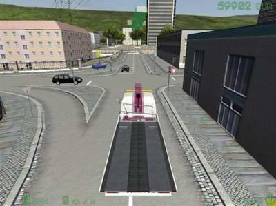 Симулятор водителя эвакуатора Tow Truck Simulator (2010) Скачать игру