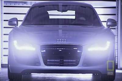 Мегазаводы - Ауди R8 / Megafactories – Audi R8. Документальное видео.