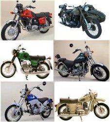 Сборник руководств по ремонту и эксплуатации мотоциклов ИЖ