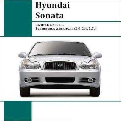 Мультимедийное руководство на Hyundai Sonata c 2001г.выпуска.